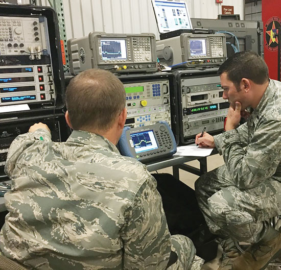 Joint combat communication creates realistic training