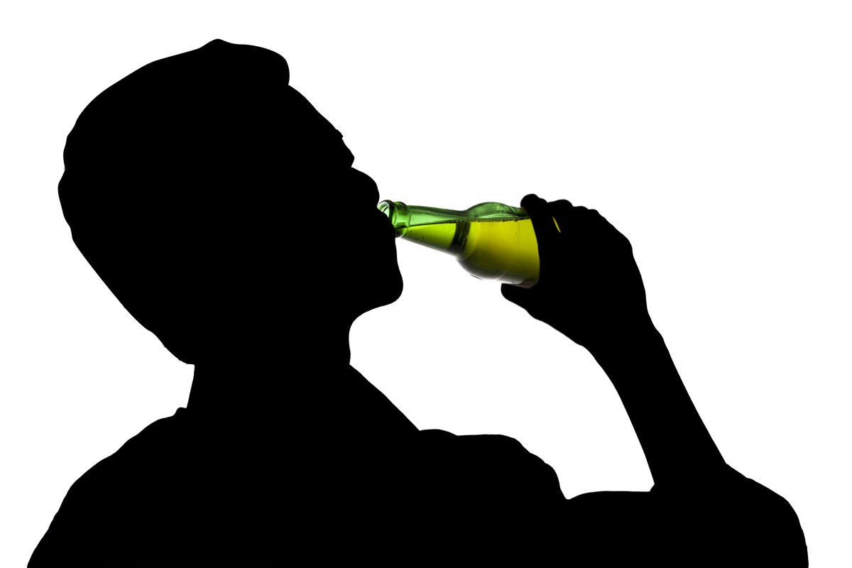Alcohol consumption slow road to nowhere