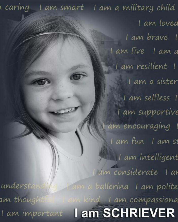 I am SCHRIEVER: Mommy's mini-me