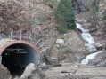 Cheyenne Mountain North Portal work nearing completion