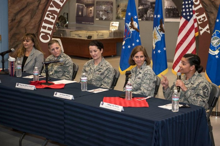 Women Leading the Way: Leadership joins forces for a Women's History Month Panel