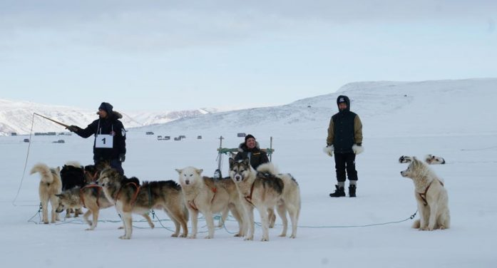 Armed Forces Day comes early in the Arctic