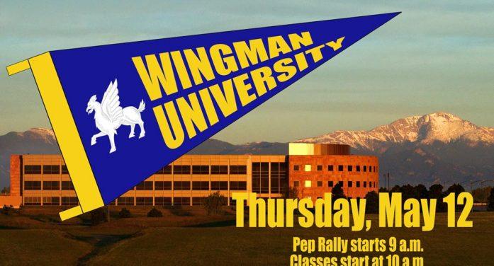 Wingman University returns