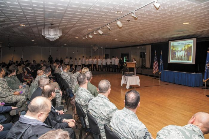 Fueling the Force: 21st FSS wins coveted LeMay Award