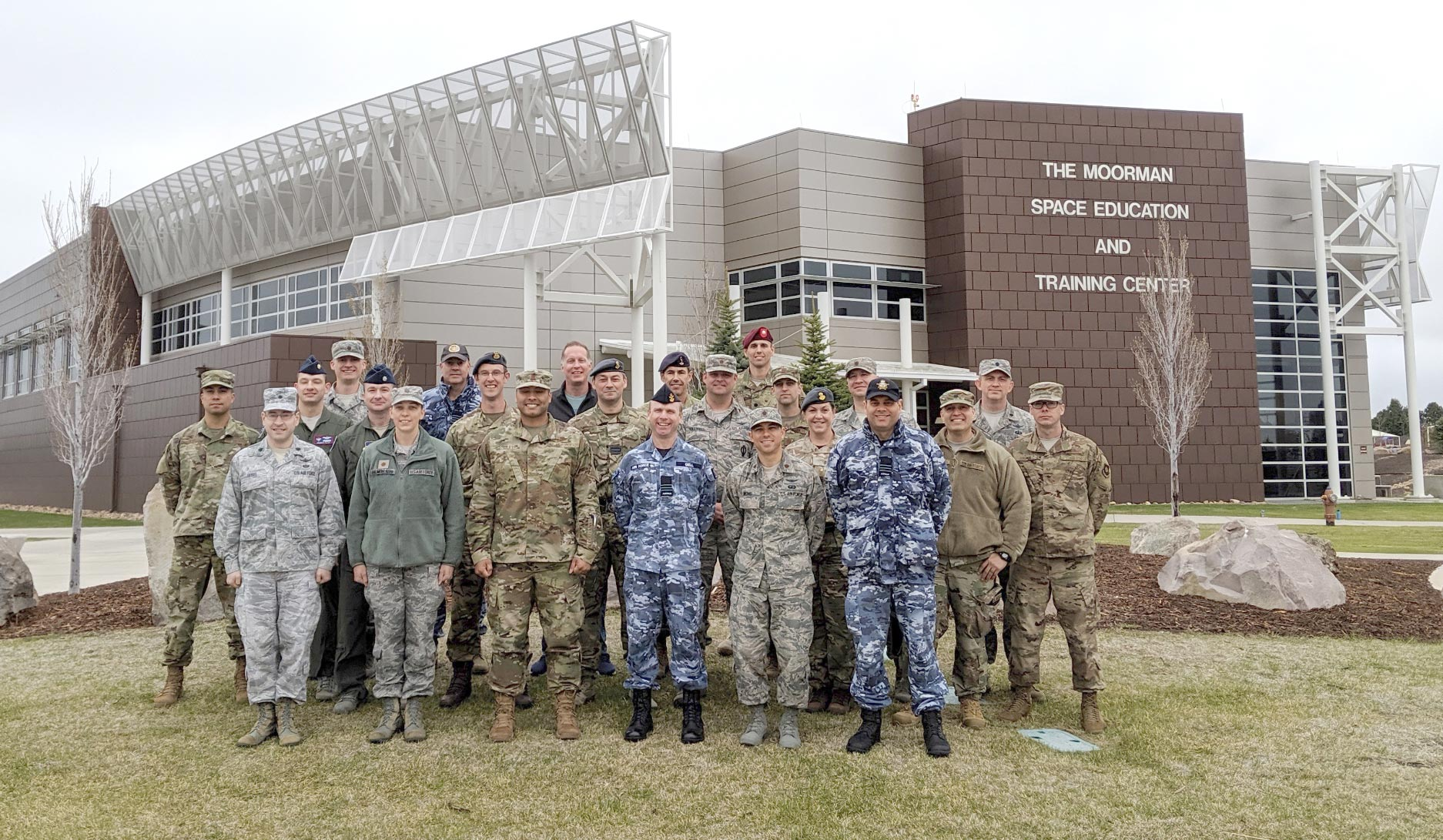 Coalition partners graduate space capstone course in NSSI historic