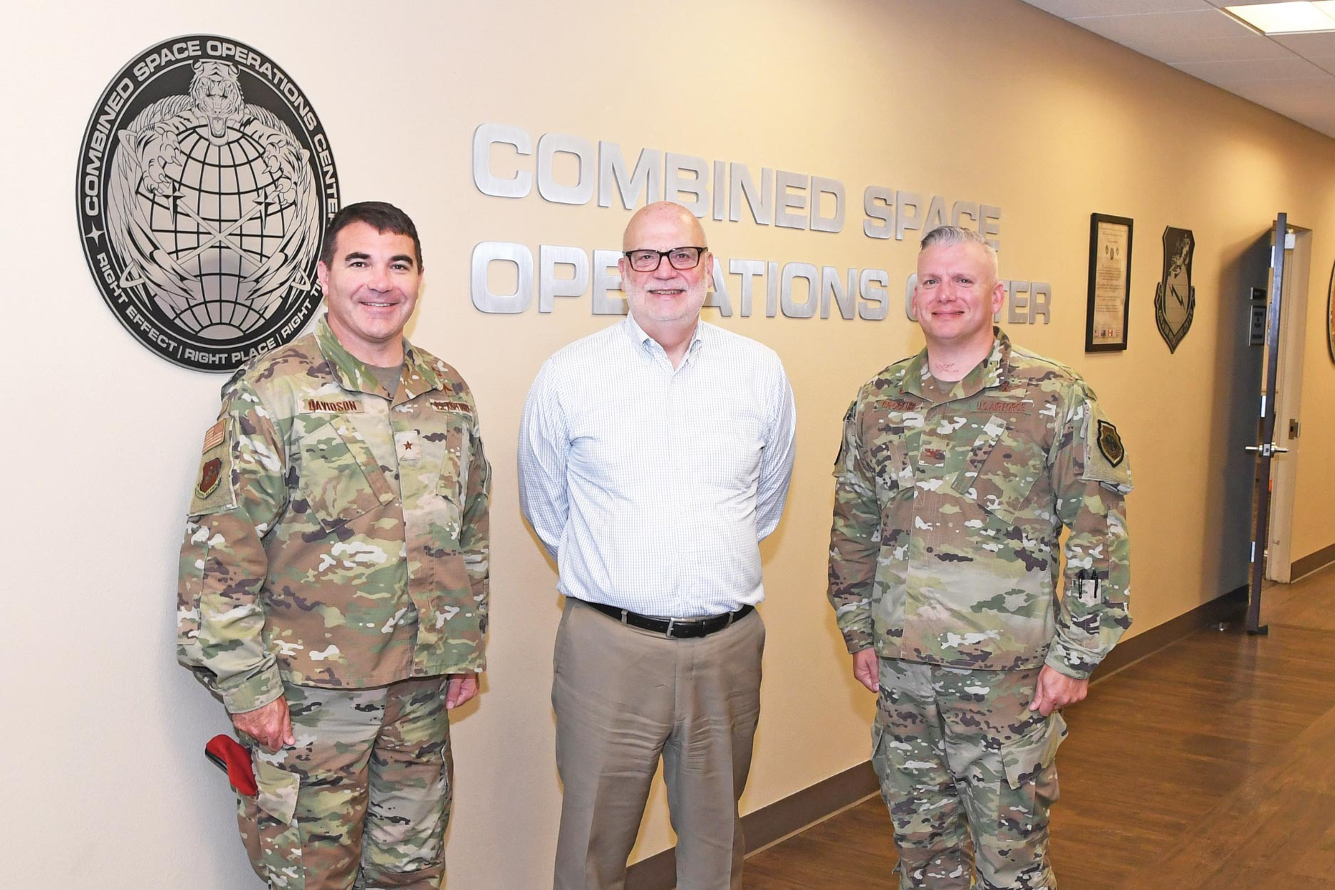 Combined Force Space Component Command established at